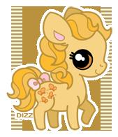 MLP - Butterscotch by dizziness