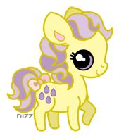 MLP - Lemon Drop by dizziness