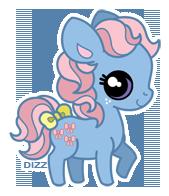 MLP - Bow Tie by dizziness