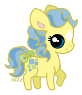 MLP - Bubbles by dizziness