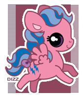 MLP -Firefly by dizziness