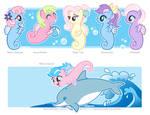 Shoo-be-Dooooo G1 Sea Ponies