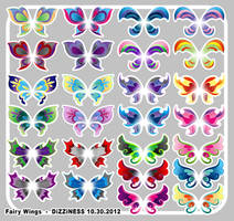 Winx - Fairy wings are addictive by dizziness