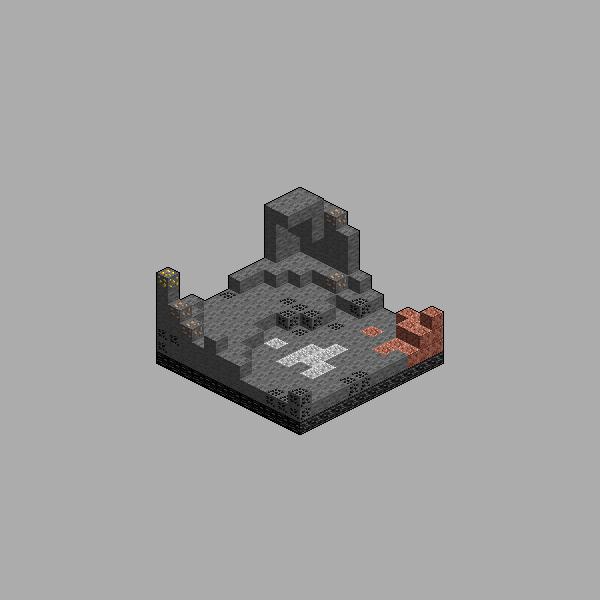 Quarry - Isometric Environment