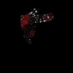 Black Goth Mask 5