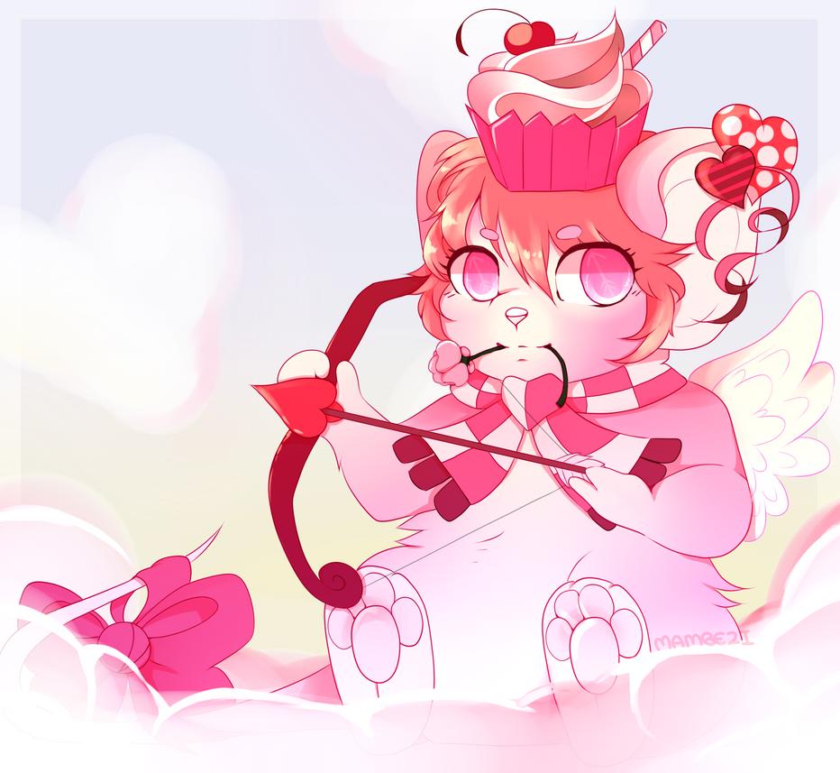 (C) Cupcake-Kat by Mambezi