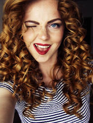 Dont worry be curly by ZuzuTurkova