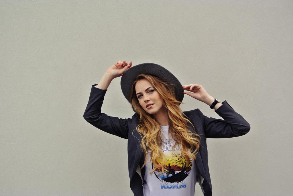 Hat will save your day by ZuzuTurkova