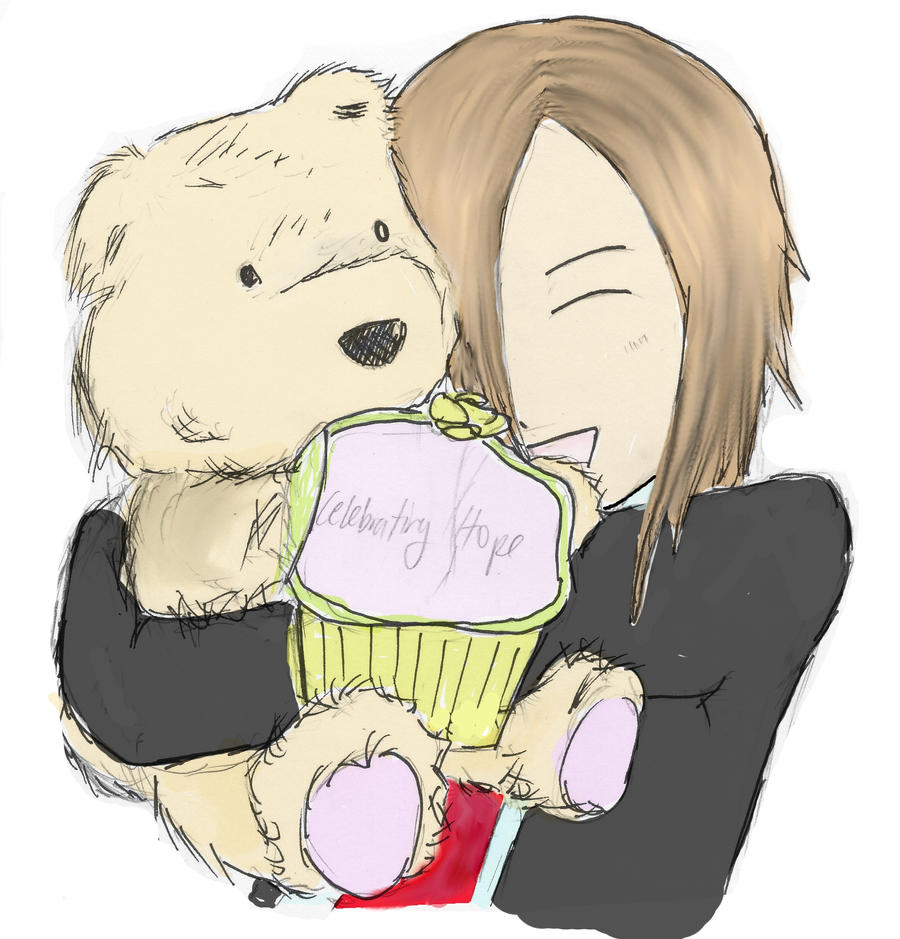 Teddy Bears Love Hugs COLORE by mashed-banana on deviantART