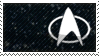 Star Trek Stamp by stampsstamps