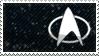 Star Trek Stamp by stampsstamps
