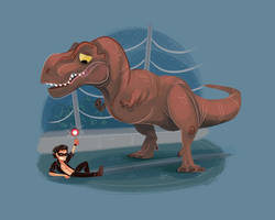 Ian, Freeze! - Jurassic Park 4/4