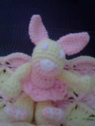 mini kiss bunny 2 by crochetamommy