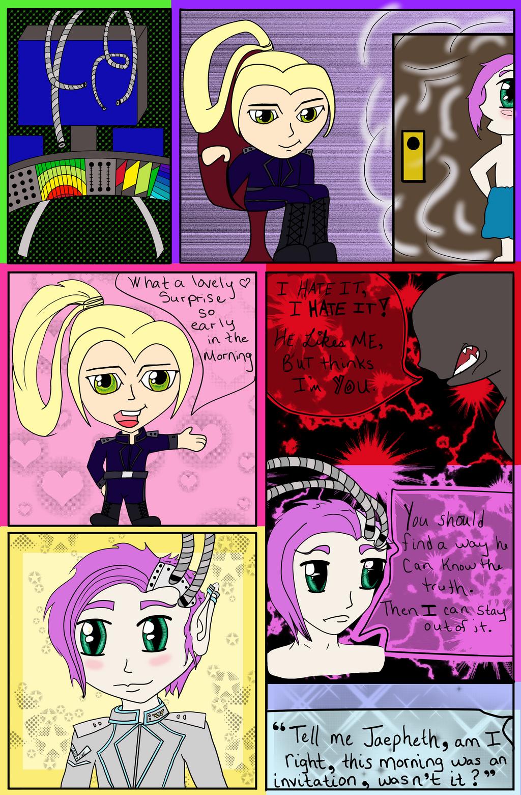 Pilot FanArt Comic by crochetamommy