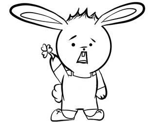 Lucky Bunny Line by crochetamommy