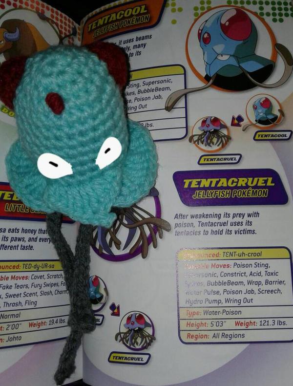 Pokemon Tentacool Images