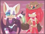 Treasure hunters!