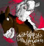 HAPPY HALLOWEEN by FrostyVixen92252