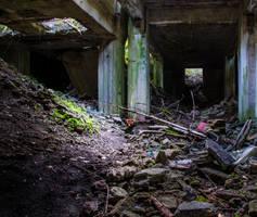 Lost Place WW2 by Schuemmel
