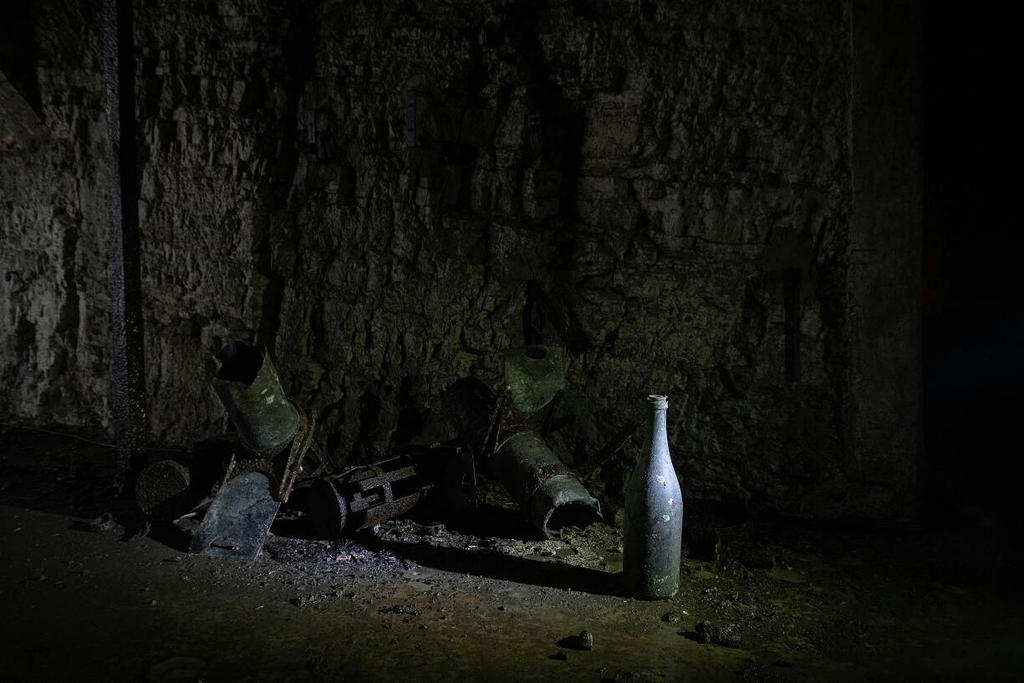 Bunker by Schuemmel