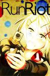 Rin Kagamine icon: Run Riot by AleatoryR