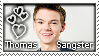 Thomas Sangster Stamp by Furia321