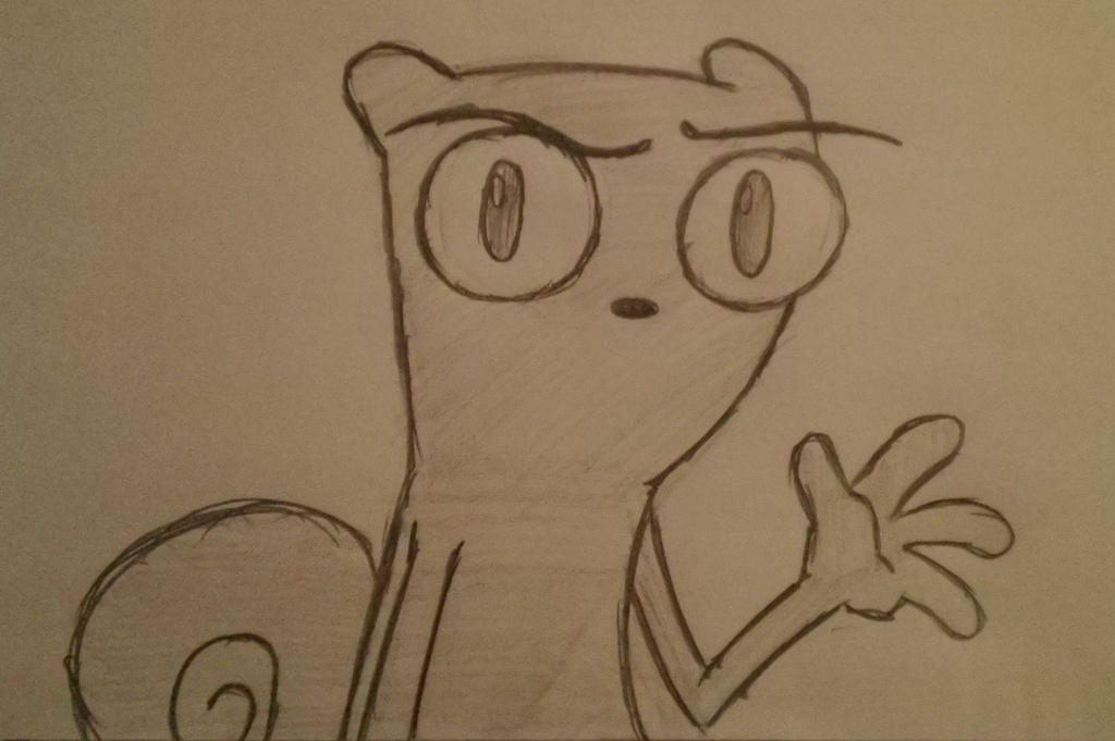 Foamy The Squirrel by SuperFIFIBros on deviantART