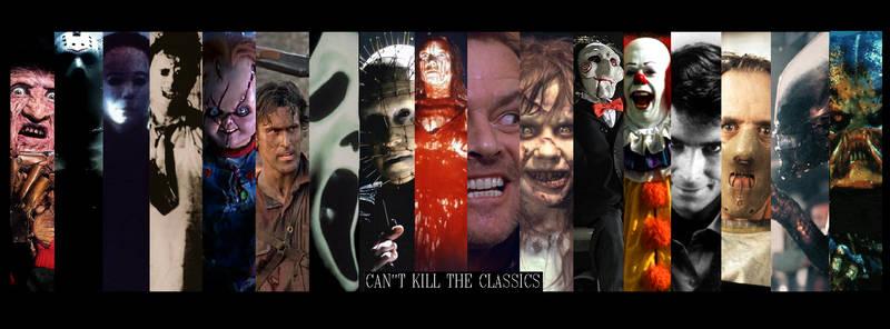 Horror Movie Facebook Banner