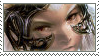 Fran stamp by Rocul