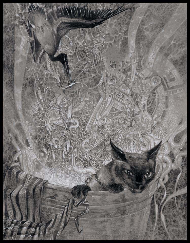 Buckett of dreams by MANSYC