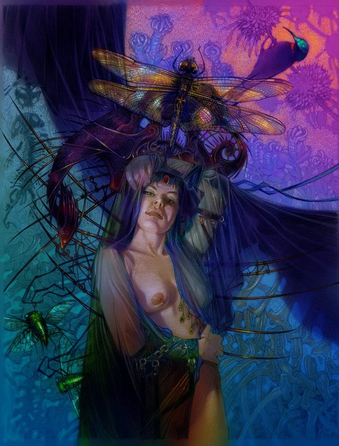 EP:Freya colour by MANSYC