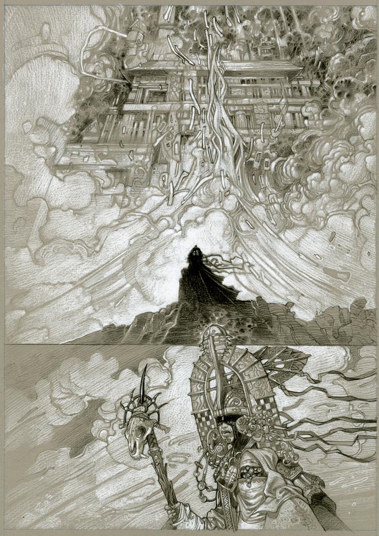 Season final page by MANSYC