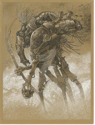 Walker by MANSYC