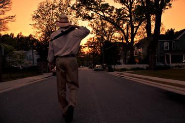 The Walking Dead by SanfroEldolph