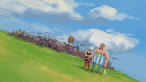 The Gauls by sampaints