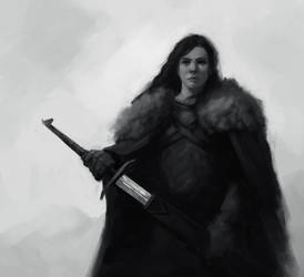 Queen in the north by sampaints