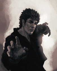 Fist of the north star by sampaints
