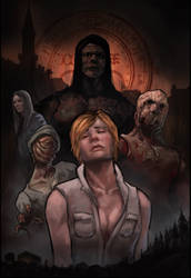 Silent hill by sampaints
