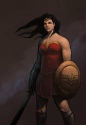 Wonder Woman by sampaints