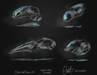 Thumbs Spaceship S22 Roguex
