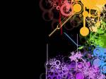 Rainbow Wallpaper 2