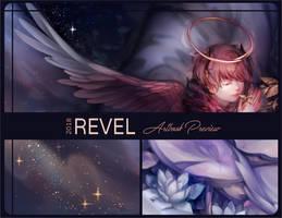 Revel Artbook Preview by Omigrim