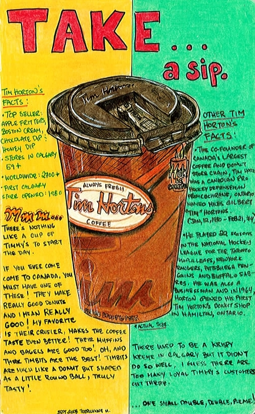 Tim Hortons Cup by SuGaRLesSCaNdY