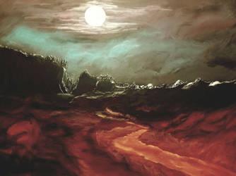 Long Nights by ABeardedArtist
