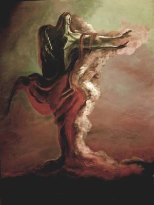 Uriel, of the Wind by ABeardedArtist