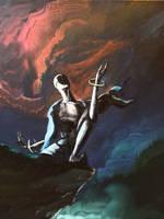 Netzach, of Eternity by ABeardedArtist