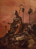 Salt, The Saint by ABeardedArtist