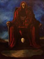 Sulk, The Wise by ABeardedArtist