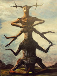 Gars Totem by ABeardedArtist