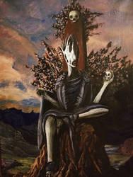 King Oberon by ABeardedArtist